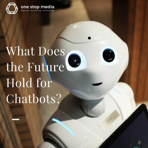 The Future of Artificial Intelligence is Chatbots