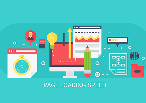 loading speed for online stores