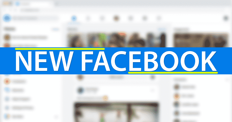A New Face For Facebook